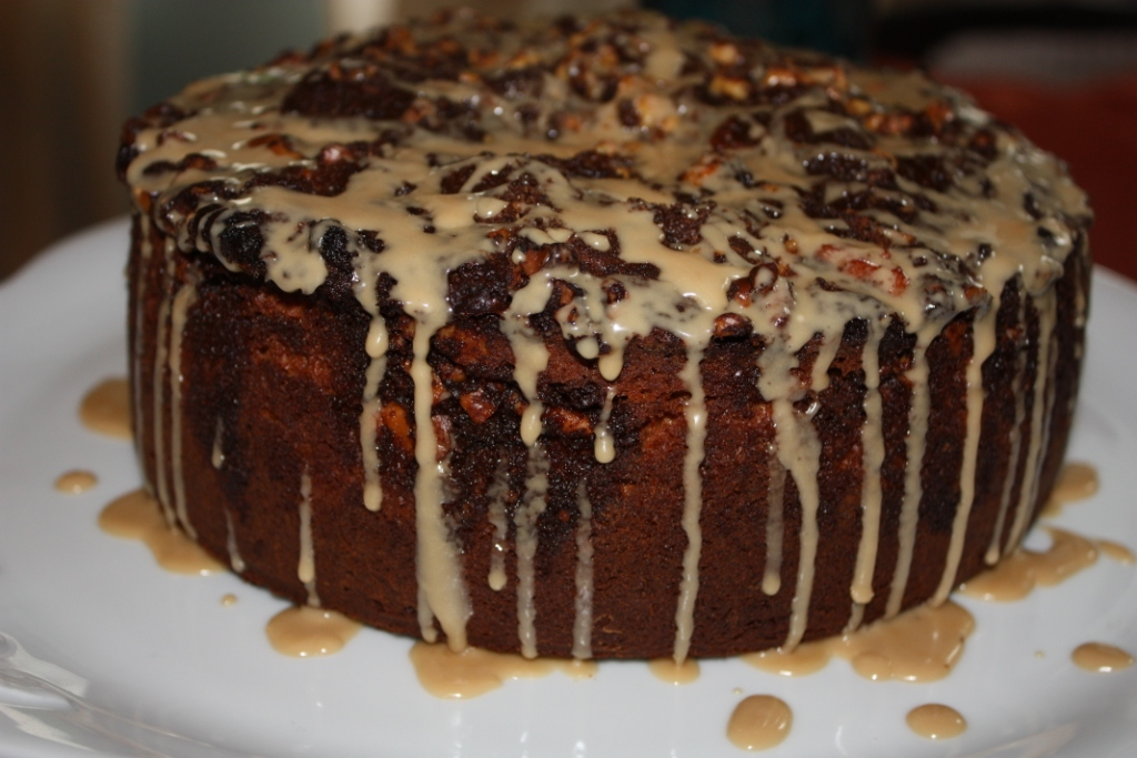 valley of the dolls coffee cake | happelsauce