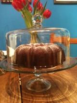 Seeking Temperance In Bourbon Chocolate BundtCake