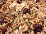 Golden and Grateful Granola
