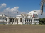 The National Palace in Port au Prince