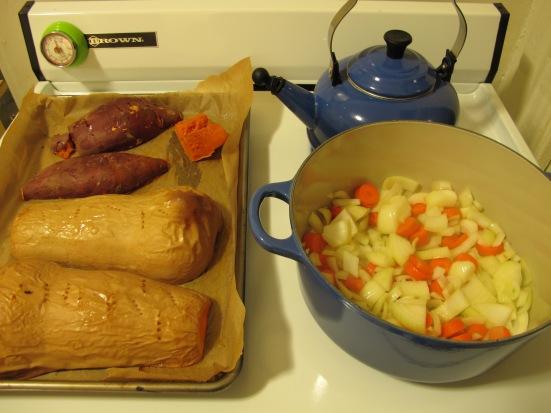 Soup Fixins