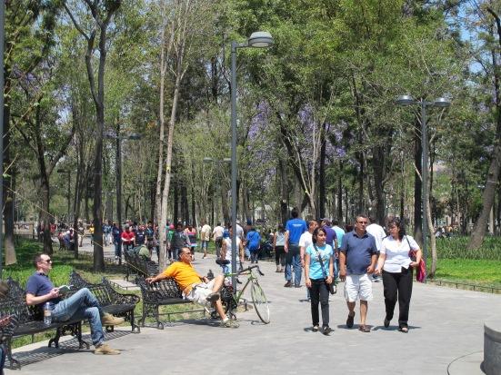 Alameda Park stroll