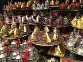 Tea vessels.