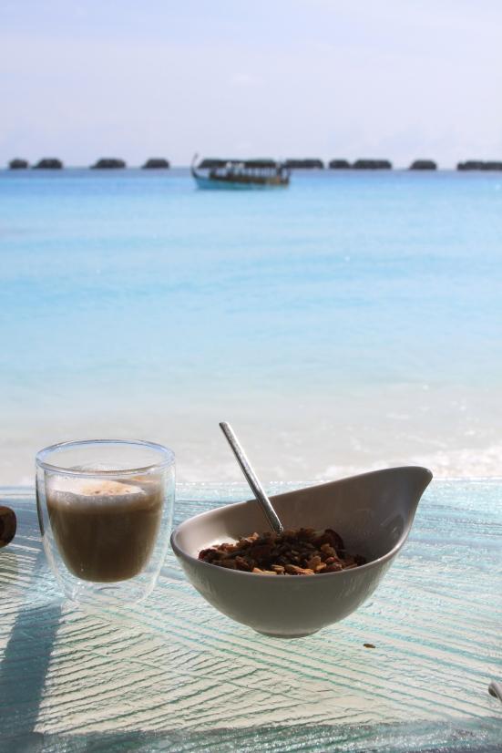 granola in paradise
