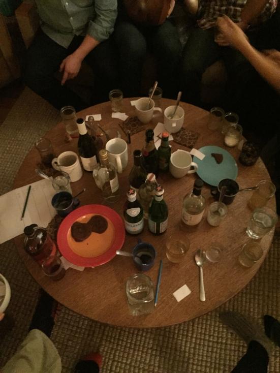 Post Cioppino Feast